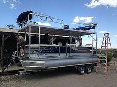 Pontoon Boat Party, Pontoon Boat Seats, Pontoon Houseboat, Pontoon Boating, Boat Organization, Pontoon Boat Accessories, Party Barge, Floating Dock, Deck Boat