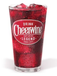 You're from the south if you know Cheerwine is not actually wine but one of the greatest carbonated beverages ever.