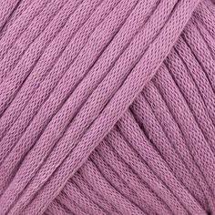 Austermann Soft Cotton is a bulky yarn that knits up quickly on US 10 (6mm) - US 10.75 (7mm) needles. With a fun, innovative texture and a bright shade pallet, this yarn is perfect for creative knitters and crocheters. With a manageable blend of 64% cotton and 36% nylon, this yarn is fun and easy to care for.