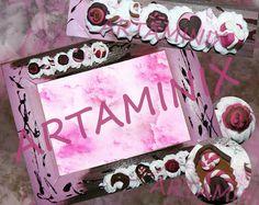Photoframe #photo #cornice #portafoto #sweet #colors #chocolate #biscuits #icecream