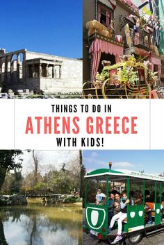things to do in Athens Greece with Kids