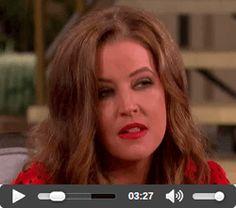 Lisa Marie Presley Growing Up at Graceland (amalgams/illness story within)