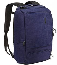 eBags Professional Slim Laptop Backpack for Travel, School & Business - Fits 17 Inch Laptop - Anti-Theft - (Brushed Indigo) Best Laptop Backpack, Travel Backpack, Laptop Bags, 17 Laptop, Computer Laptop, Travel Bags, Desktop Computers, Laptop Computers, Travel Luggage