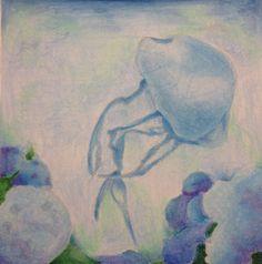 Hydrangeas and jellyfish