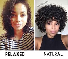 Achieve Healthier Curls  IG:@actually_ashly #naturalhairmag