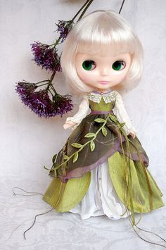 """Forest Fairy"" for Yi Ting by kikihalb, via Flickr"