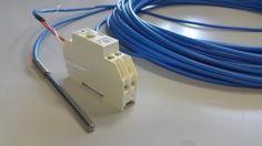 RTD Pt100 with DIN Rail Transmitter