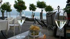 Gargnano aperitivo al Bar Bacaretto