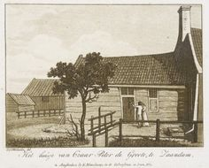 Czaar Peterhuisje - Zaandam