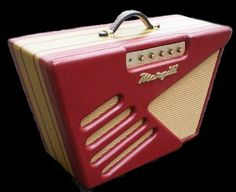 Mergili makes some damned cool looking amps.  This one is The Boy Elroy