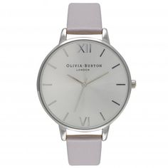 We'd definitely recommend our beautiful Grey Lilac and Silver Big Dial as a special Christmas gift <3