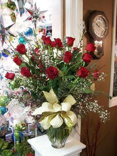 Was a Florist for many years!! Still love to arrange!!!