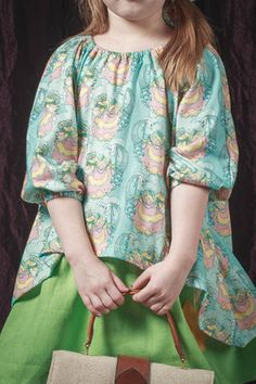 Viipula - tunic for kids, 100% made in Finland