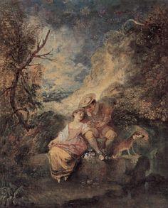 Jean Antoine Watteau - Page 6