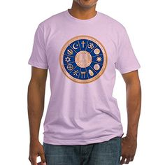 Royal Lion Fitted TShirt International Peace Symbol Religions  Pink XL * Click image to review more details.