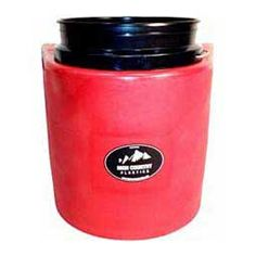 Insulated Bucket Holder Red - Item # 37682