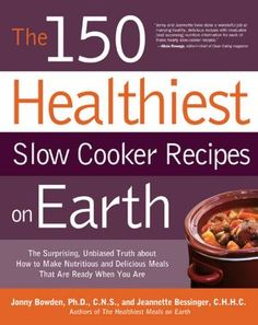 Healthy Slow Cooker Cookbook.  Been looking for healthy slow cooker recipes for sooooo long.  Can't wait to try these!