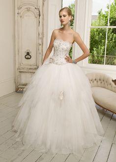 Dream dress - 64010F From Ronald Joyce