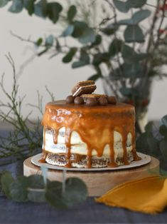 Colors in the Kitchen: Répatorta vaníliakrémmel és sós karamellel Lidl, Coffin Nails, Fondant, Healthy Snacks, Nail Designs, Food And Drink, Sweets, Recipes, Minden