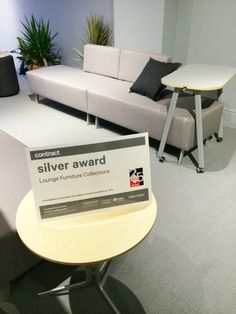Safco wins best of NeoCon for Kalyde collection