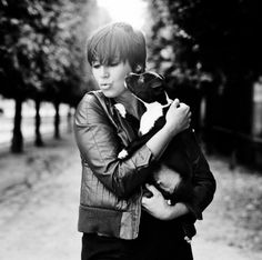 Chan Marshall (Cat Power) by Mathieu Zazzo