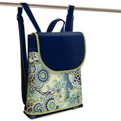 Jarry One Jungle blue and lime Lime, Backpacks, Bags, Fashion, Handbags, Moda, Limes, Fashion Styles, Backpack