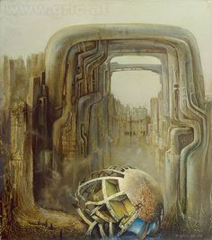 PETER GRIC | Town (Fall) | Stadt (Sturz)