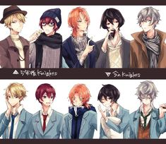 Ensemble Stars, My King, Anime Guys, Novels, Illustration, Dragons, Pictures, Fictional Characters, Image