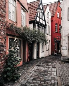 bremen, germany - old town