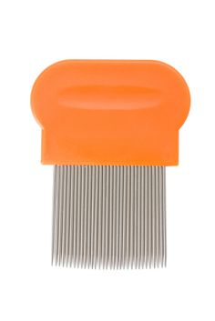 Many #lice #removal kits come with a comb similar to this...the teeth are not close enough to pull the nits out..you will get the majority of the live bugs but the infestation will most certainly come back in a couple of weeks...Head Hunters the Head Lice Specialist