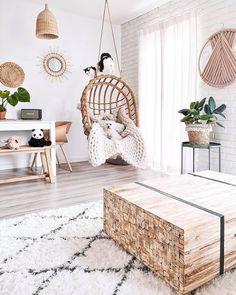 Woolen hoop- dark beige, size from { { FeedTitle} }{ { EntryUrl} } Boho Living Room, Cozy Living Rooms, Living Room Decor, Boho Home, Living Room Flooring, Room Decor Bedroom, Home Decor Inspiration, Interior Design Living Room, Diy Home Decor