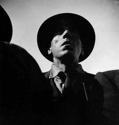 by Dorothea Lange, 1934