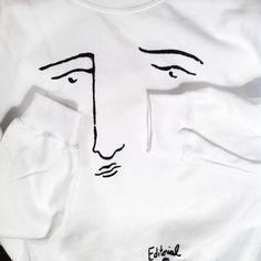 Image of Poor Gray Sweatshirt