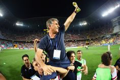Teams that have qualified for 2014 World Cup Iran -- IRAN -- Carlos Queiroz completed Iran's qualifying campaign with a road win over South Korea in June. (Amin M. Iran Football, World Football, Water Polo, World Cup 2014, Soccer, Volleyball, Brazil, Exercise, Iranian