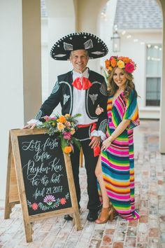 """""""Lets Taco Bout Getting Married"""" One should always celebrate with tacos! Whether it's Tuesday, or you are about to say """"I do,"""" raise your margarita and pass the limes!"""