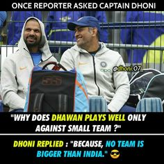 ÇÅ🏏 India Cricket Team, World Cricket, Cricket Sport, True Interesting Facts, Intresting Facts, Crickets Funny, Dhoni Quotes, Ms Dhoni Photos, Ms Dhoni Wallpapers