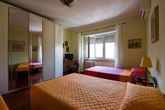 B and B Appia Davila25 Triple room