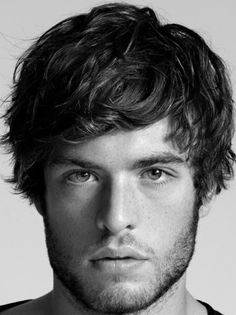 Shaggy Modern Hairstyles For Men
