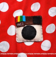instagram pin plushie on artemix