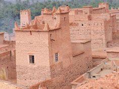Nous recherchons l'authenticité, nous avons trouvé la kasbah Baha Baha à N'Koob, au Maroc