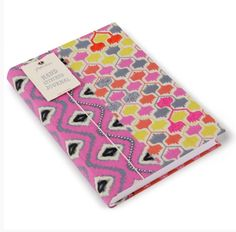 Paperchase Aztec notebook