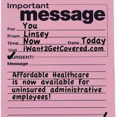 #AdministrativeAssistants: Contact me at iWant2GetCovered.com and we help you to #GetCovered with affordable health coverage #iwant2getcovered #ACA #healthcare