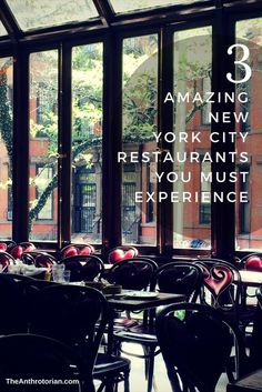 Must-Eat At Restaurants in New York City, Amazing restaurants NYC, Brunch spot in New York, Lunch IN New York, Travel Tips, Carnegie, The Met Cafe, Cafe Lalo, You've Got Mail Cafe, Cafe NYC, dining tips