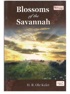 Blossoms of the savannah questions pdf