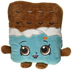 Shopkins Cheeky Chocolate Plush Are The Super Cute Fun Small Characters That Live