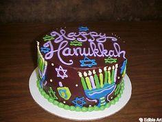 Christmas & Hanukkah Cakes