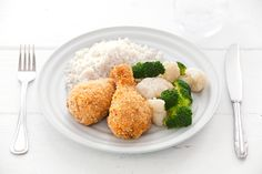 Free crumbed chicken drumsticks recipe. Try this free, quick and easy crumbed chicken drumsticks recipe from countdown.co.nz.