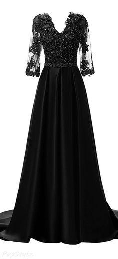 Sunvary Elegant Long Formal Evening Dress