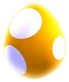 Super Mario and Friends and Family!!. #Bulb Yoshi Egg #Characters #Art #New Super Mario Bros U.