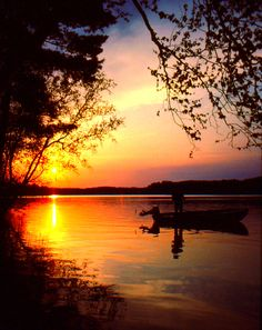 Here's Boulder Junctions #fishing hot spots, tips, and events. It's a beautiful fishing destination in #Wisconsin